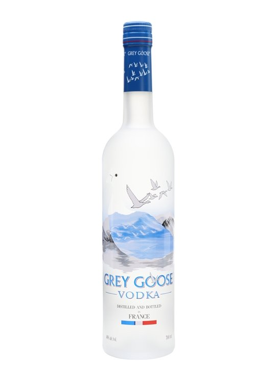 Grey Goose Vodka : Buy from World's Best Drinks Shop