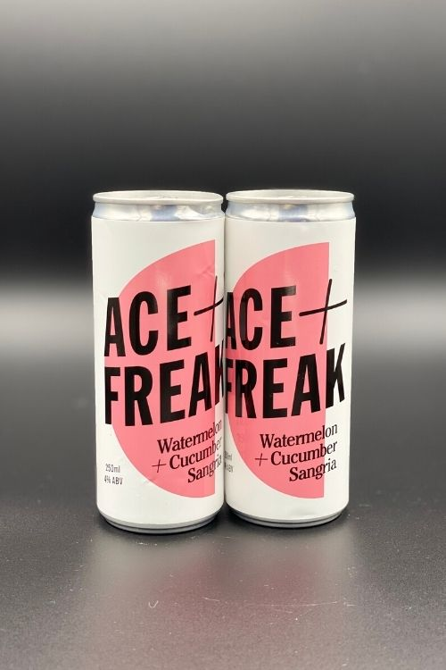 Ace & Freak - Canned Cocktails