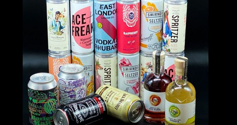 How to Choose the Best Canned Cocktails
