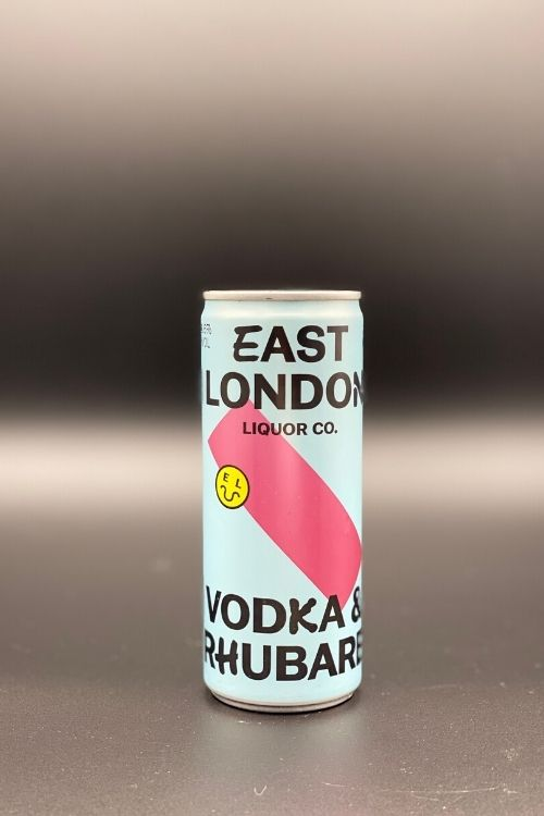 East London Liquor Company - Canned Cocktails