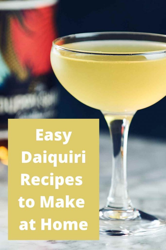 Easy-Daiquiri-Recipes-to-Make-at-Home-Pinterest