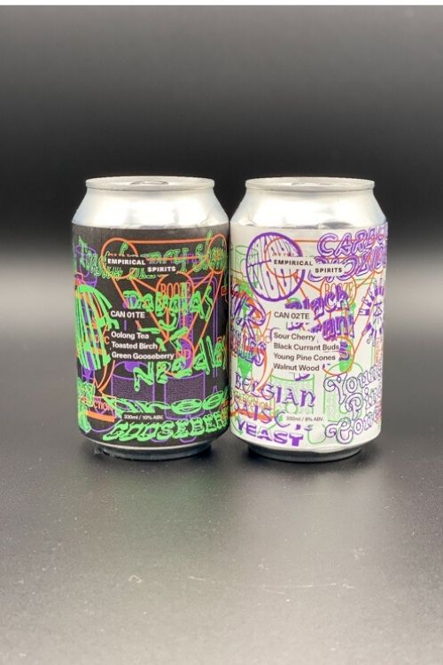Empirical Spirits in a can