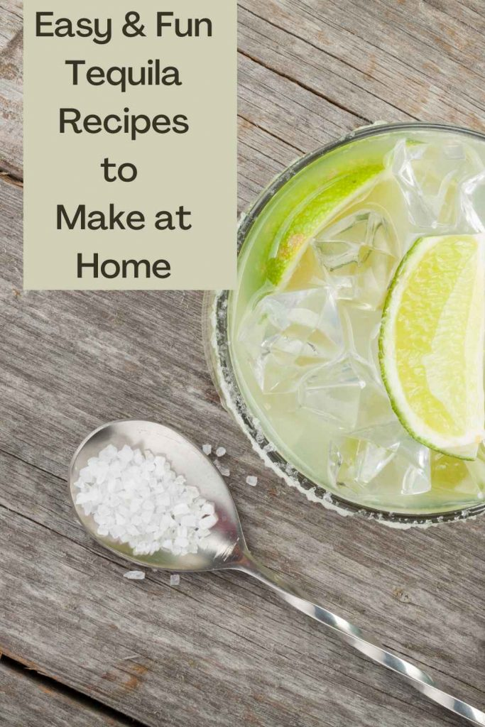 Fun Tequila Cocktails - Pinterest