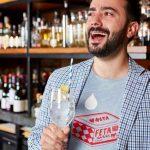 Johnny Livanos, Founder of Stray Dog Wild Gin, New York - Pinterest