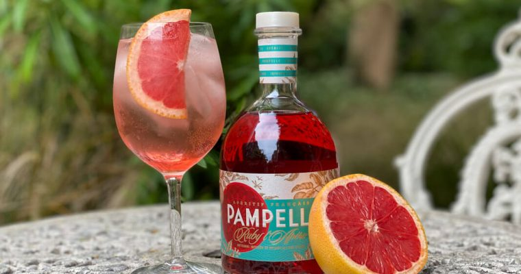 How to Make the Pampelle Spritz