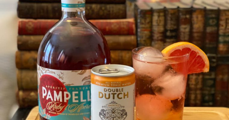 How to Make the Pampelle Tonic