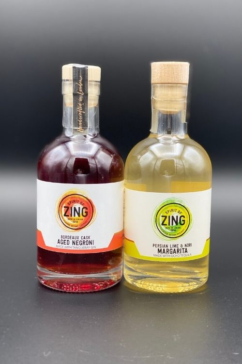 Spirit of Zing - Canned Cocktail