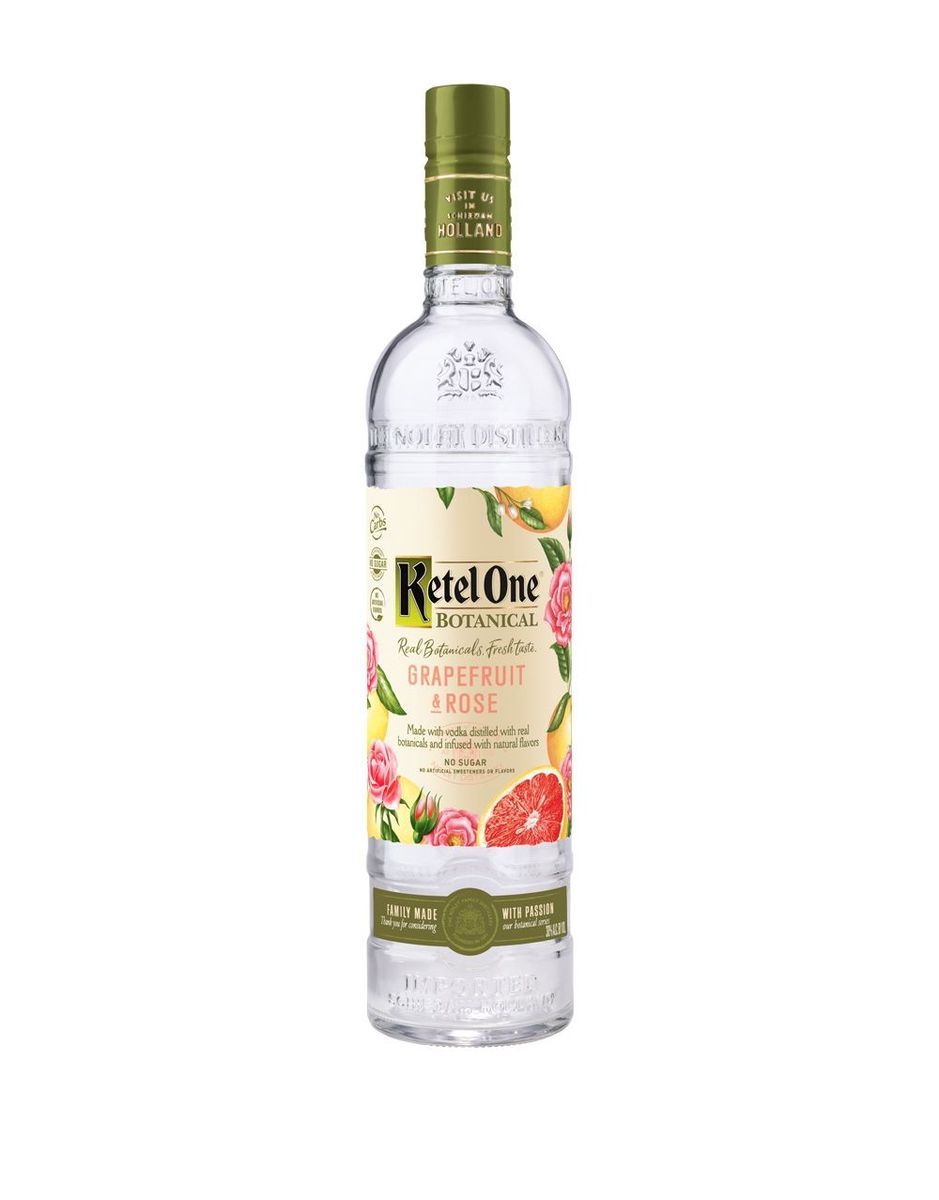 Ketel One Botanical Grapefruit & Rose (USA)