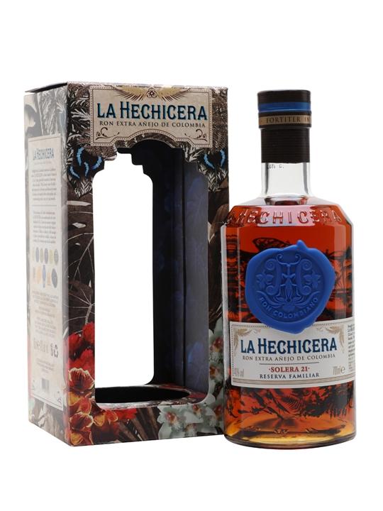 La Hechicera Rum (Ships Worldwide)