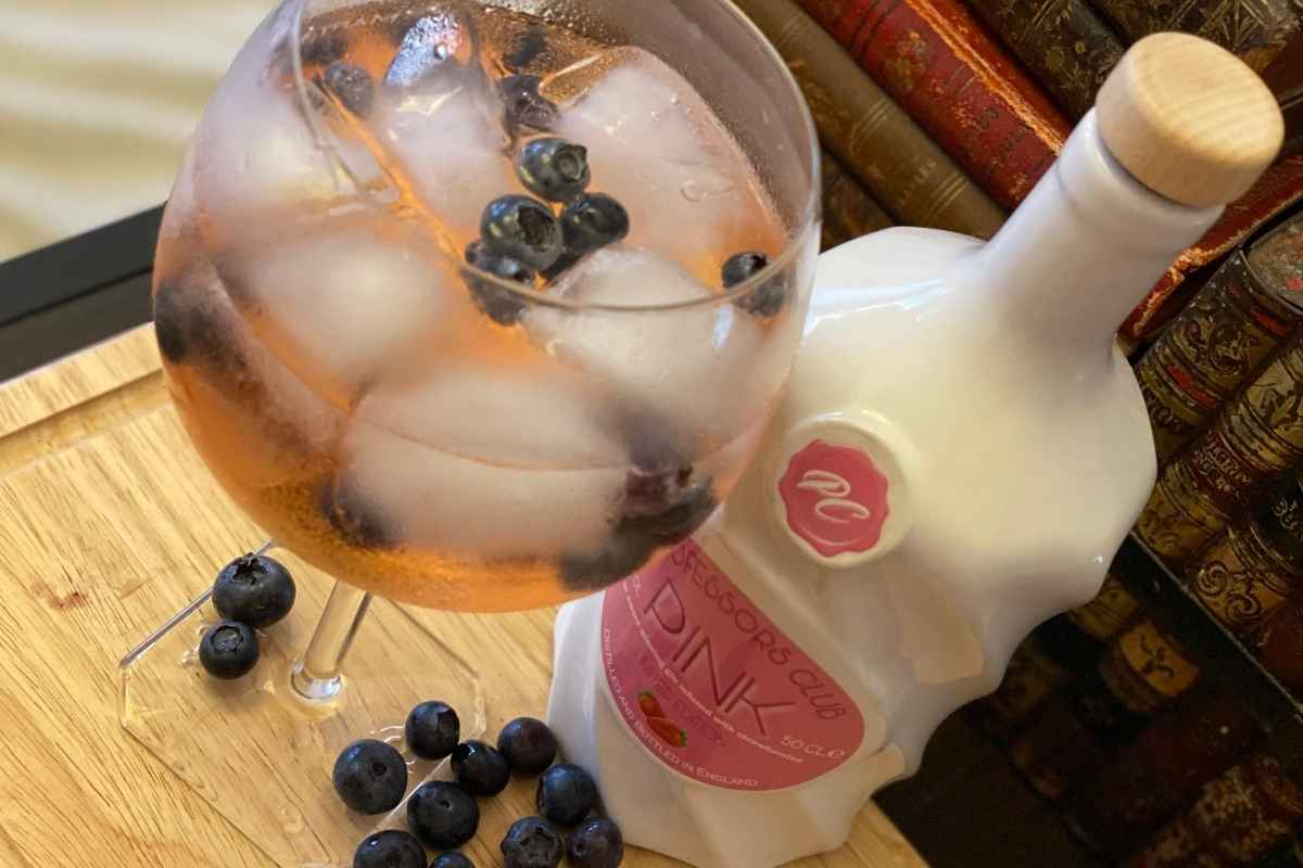 How to Make the Professors Pink Gin and Tonic