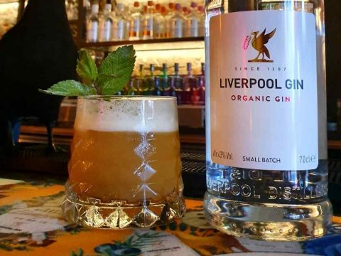 Pumpkin Cooler by Liverpool Gin