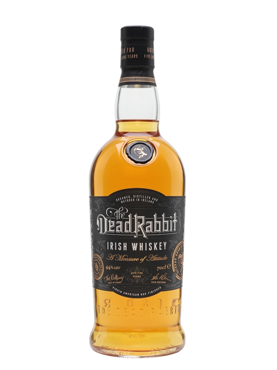 The Dead Rabbit Irish Whiskey - 5 Year Old : The Whisky Exchange (ships worldwide)