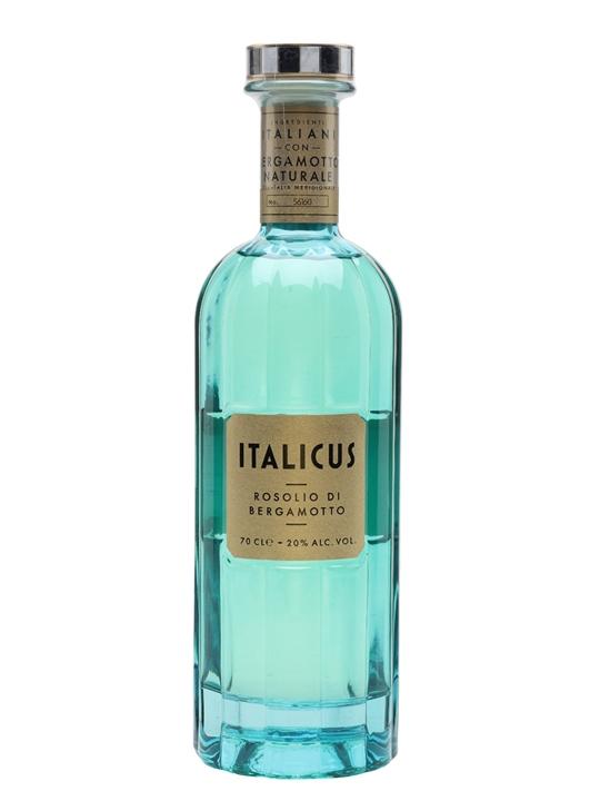 Italicus Rosolio Bergamot Liqueur : The Whisky Exchange (ships worldwide)