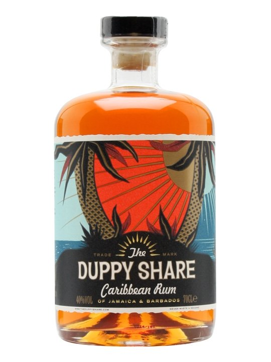 The Duppy Share Rum : The Whisky Exchange (ships worldwide)