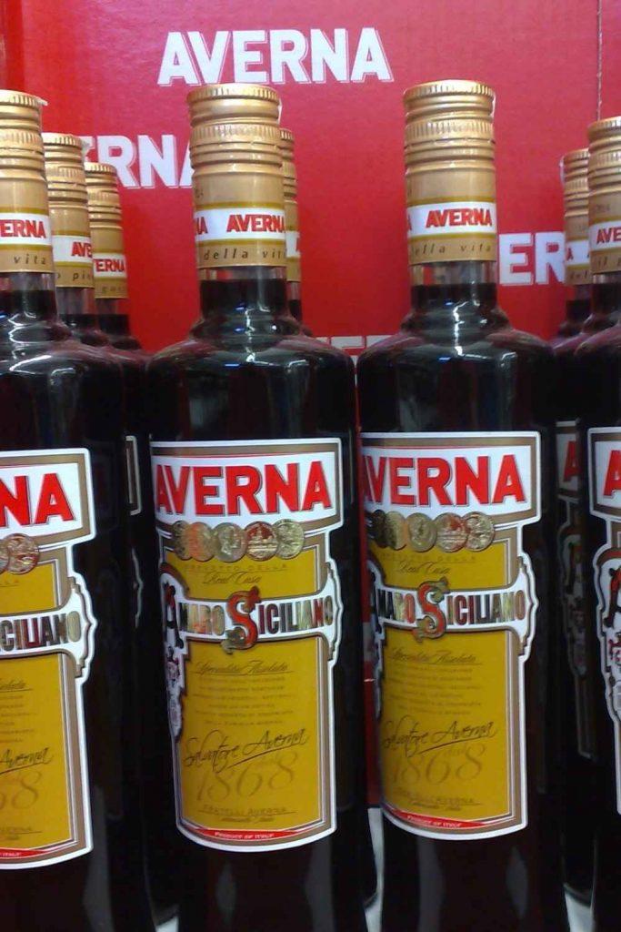 Home Bar Bottles - Amaro