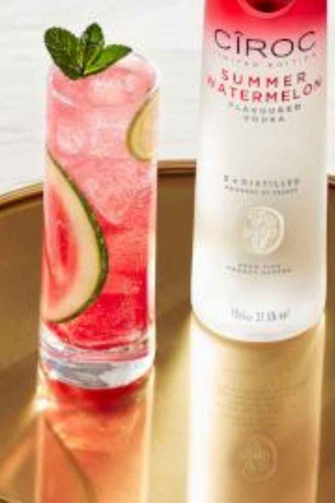 How To Make The Cîroc Watermelon Spritz A Lush Life Manual