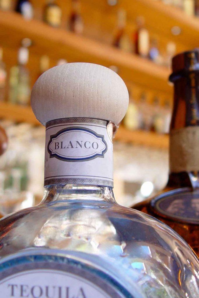 Home Bar Bottles - Tequila