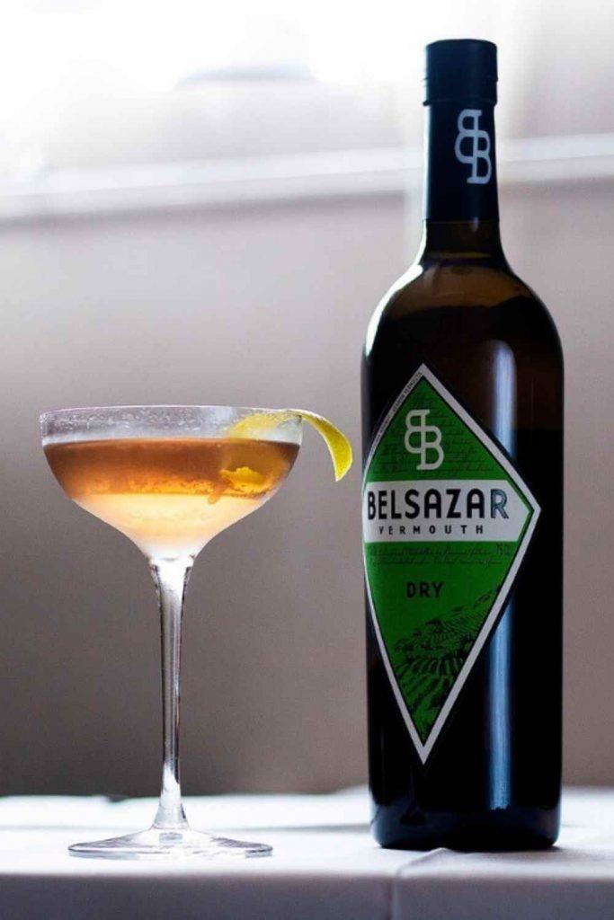 Home Bar Bottles - Vermouth