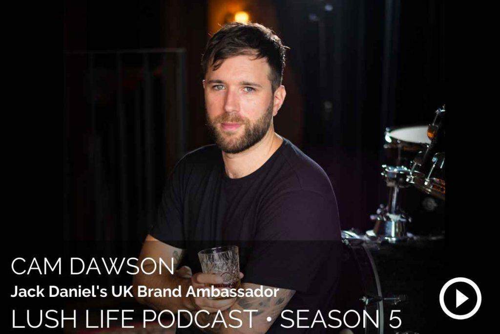 Cam Dawson, Jack Daniel's UK Brand Ambassador