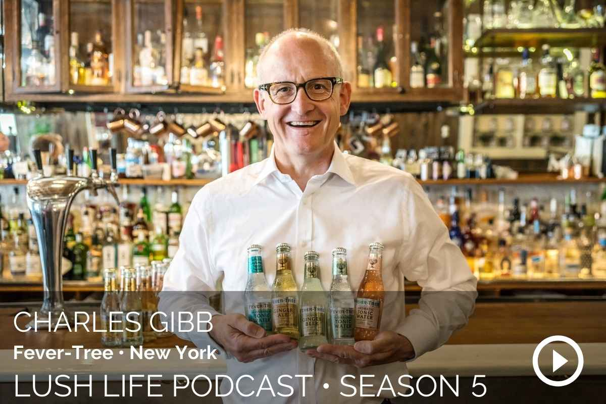 Charles Gibb, CEO, North America Fever-Tree, New York