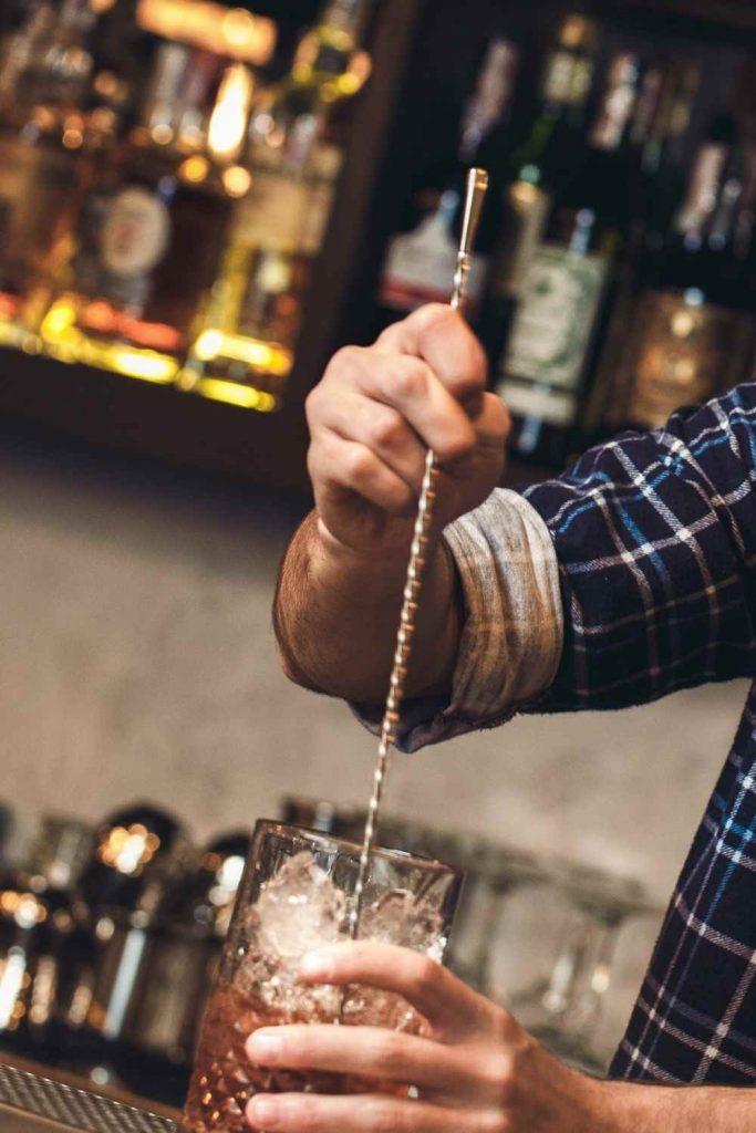 Home Bar Tools - Bar Spon