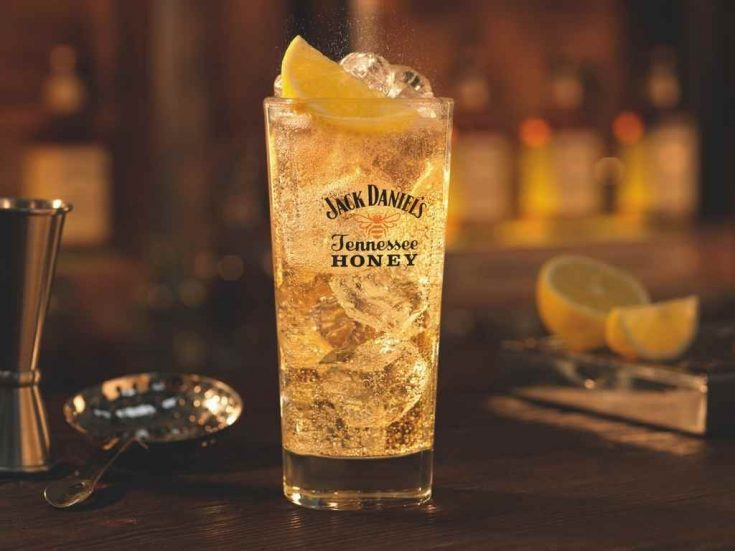Jack Daniel's Tennessee Cooler