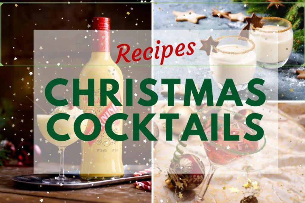 How to Make the Best Christmas Cocktails
