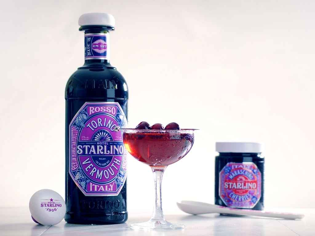 How to Make a STARLINO Rosso Manhattan