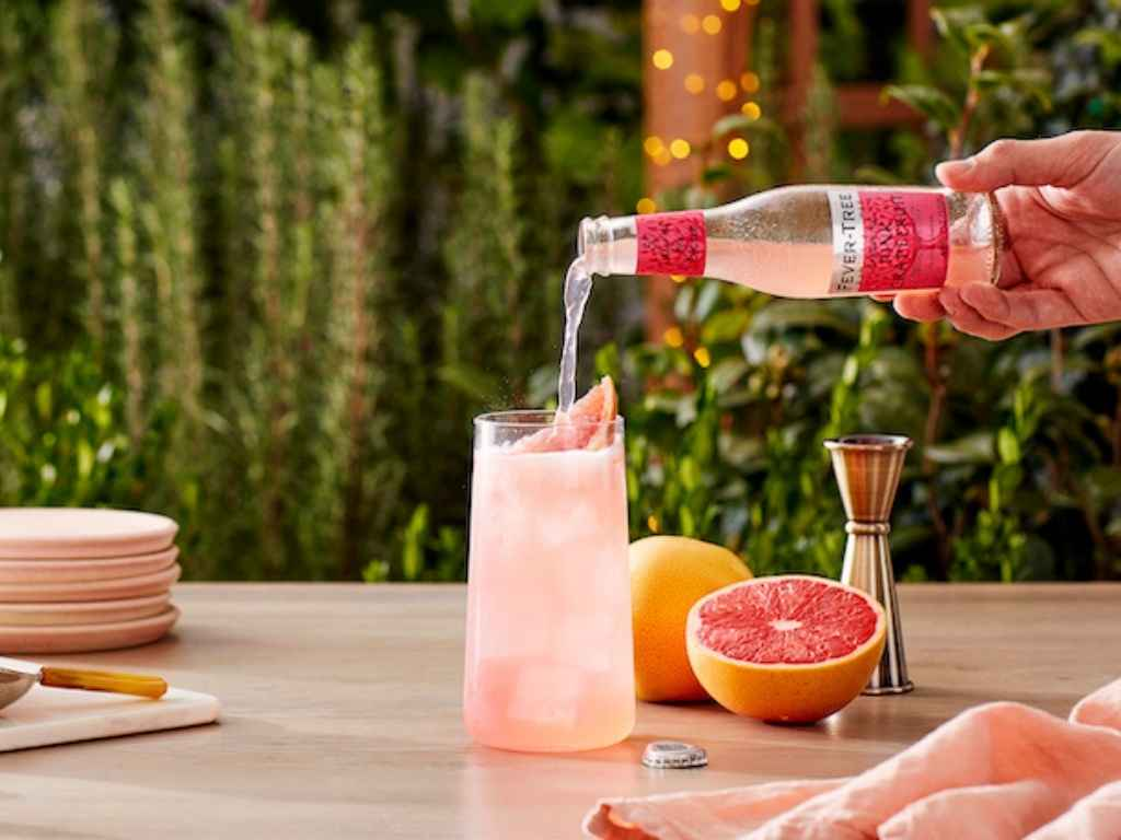 How to Make the Fever-Tree Sparkling Paloma