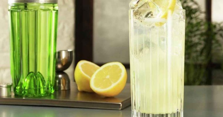 How to Make the Tanqueray 10 Tom Collins Twist