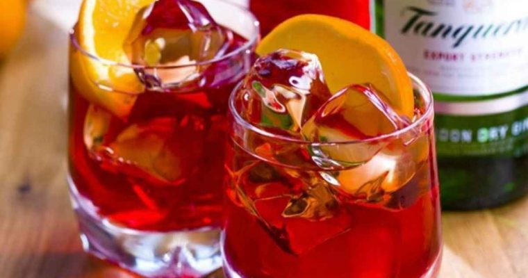 How to Make the Tanqueray Negroni