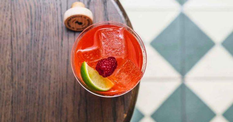 How to Make the Porter's Gin Tropical Floradora
