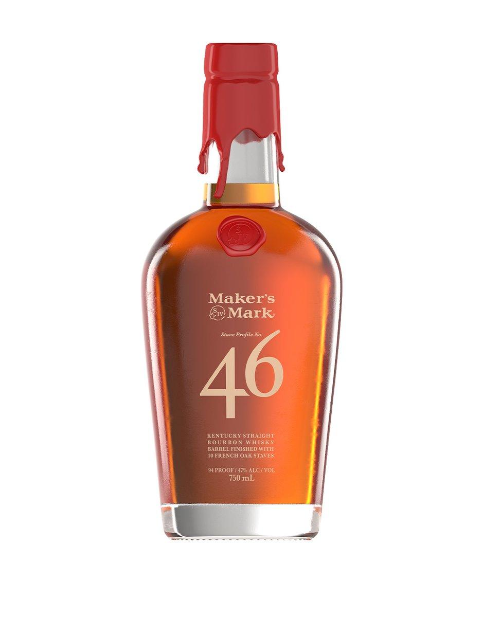 Maker's 46 Bourbon Whisky
