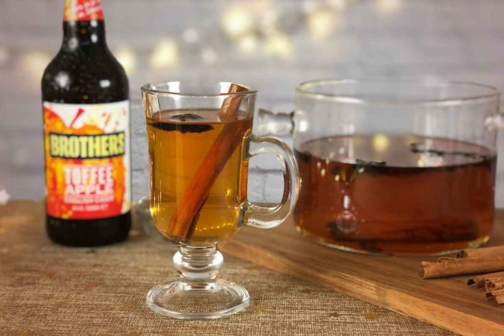 How to Make the Brothers Hot Toffee Apple Toddy