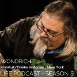 David Wondrich, Author_Journalist_Drinks Historian, New York