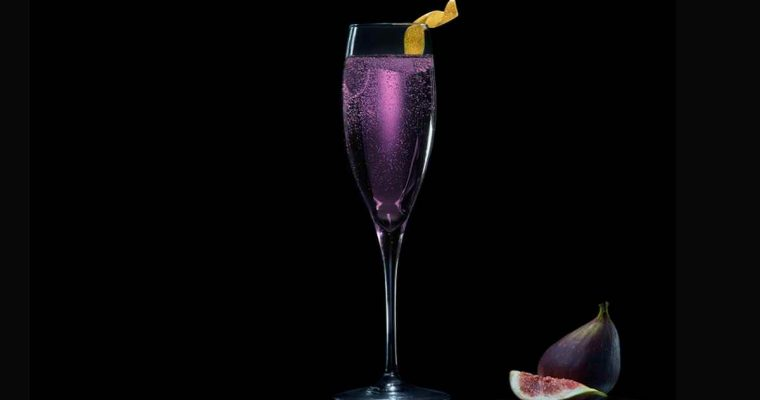 How To Make the Esprit de Figues Fizz