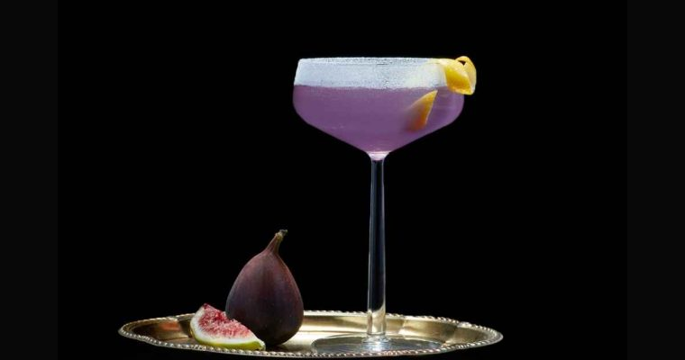 How to Make the Esprit de Figues Sidecar