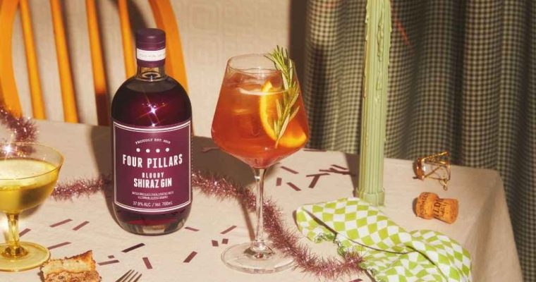 How to Make the Four Pillars Gin Douglas Fir