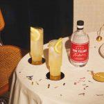 Four Pillars Gin Ginger Collins