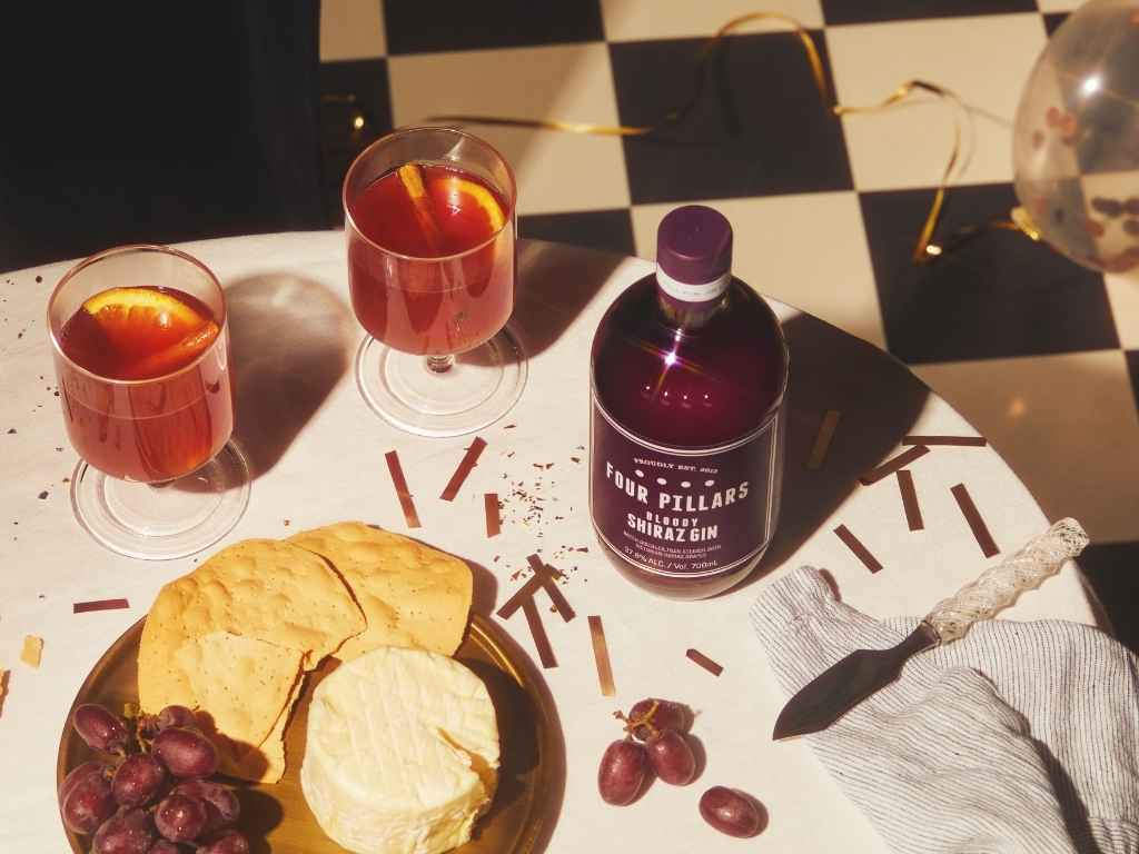 How to Make the Four Pillars Gin Wassail Punch