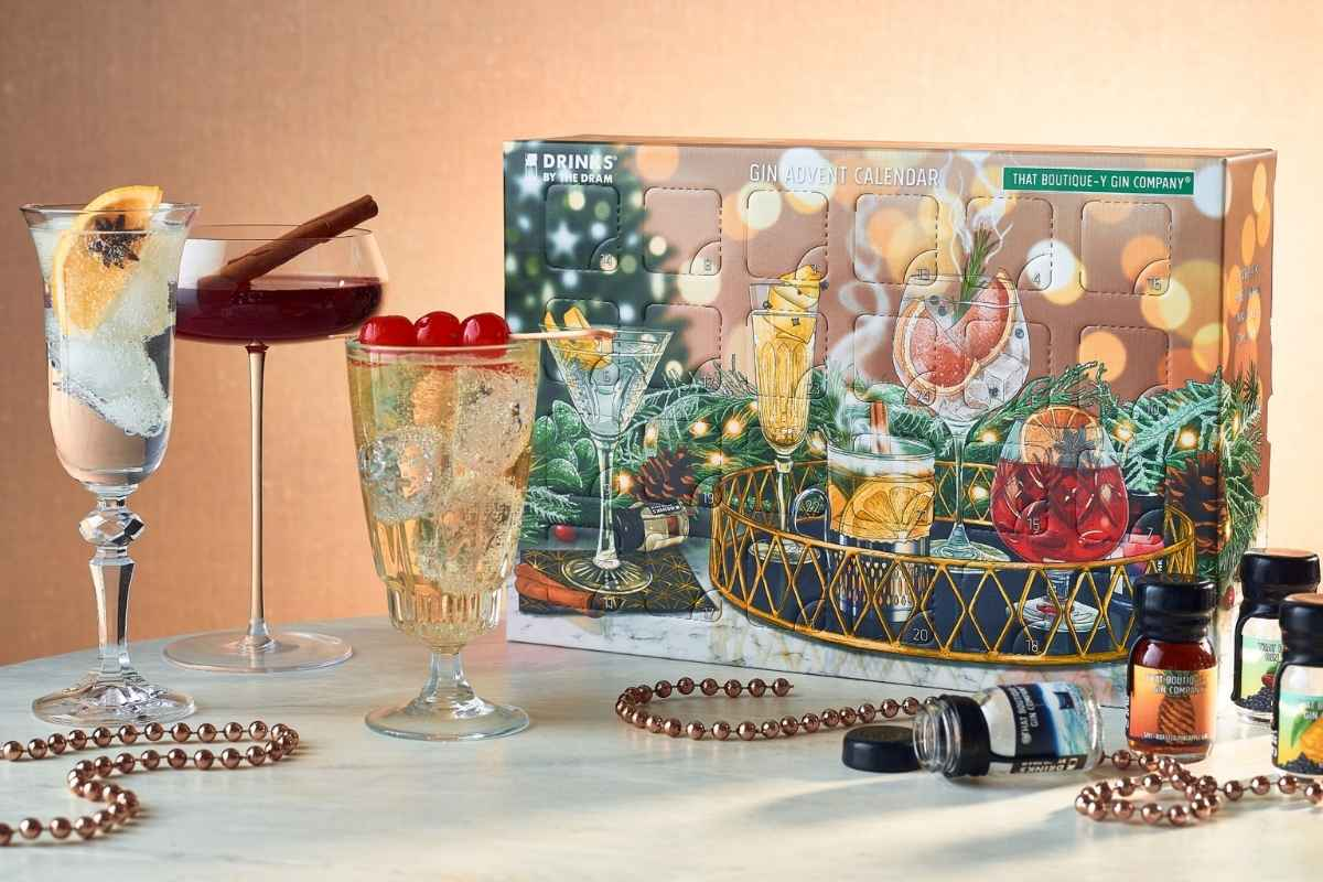 How to Find the Best Gin Advent Calendars 2020