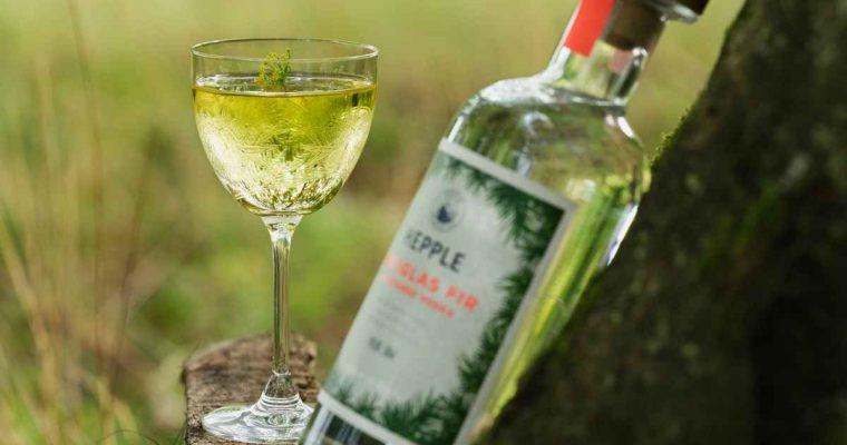 How to Make the Hepple Vodka Shooting Star