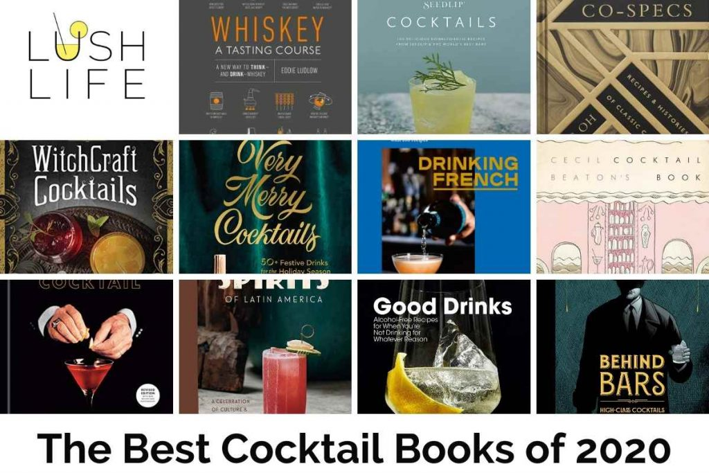 The Best Cocktail Books of 2020