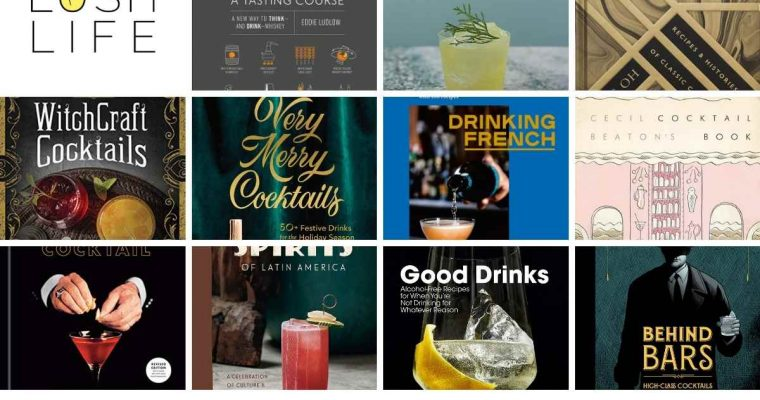 How to Read the Best Cocktail Books of 2020