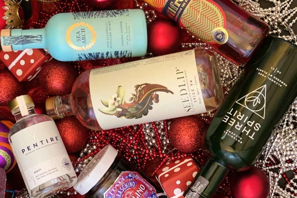 How to Find the Perfect Non-Alcoholic Spirits for Christmas