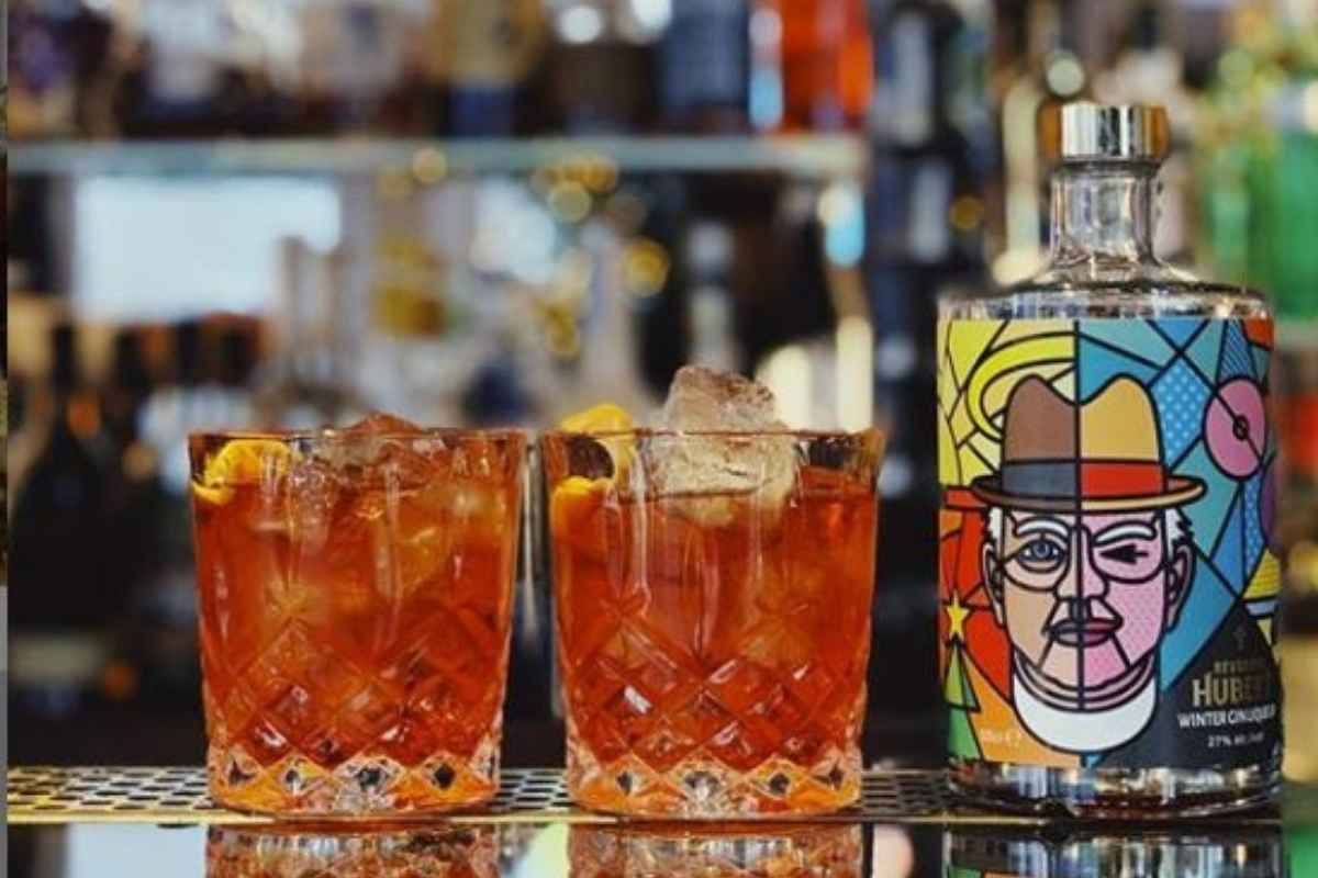 How to Make the Reverend Hubert Winter Gin Liqueur Confession