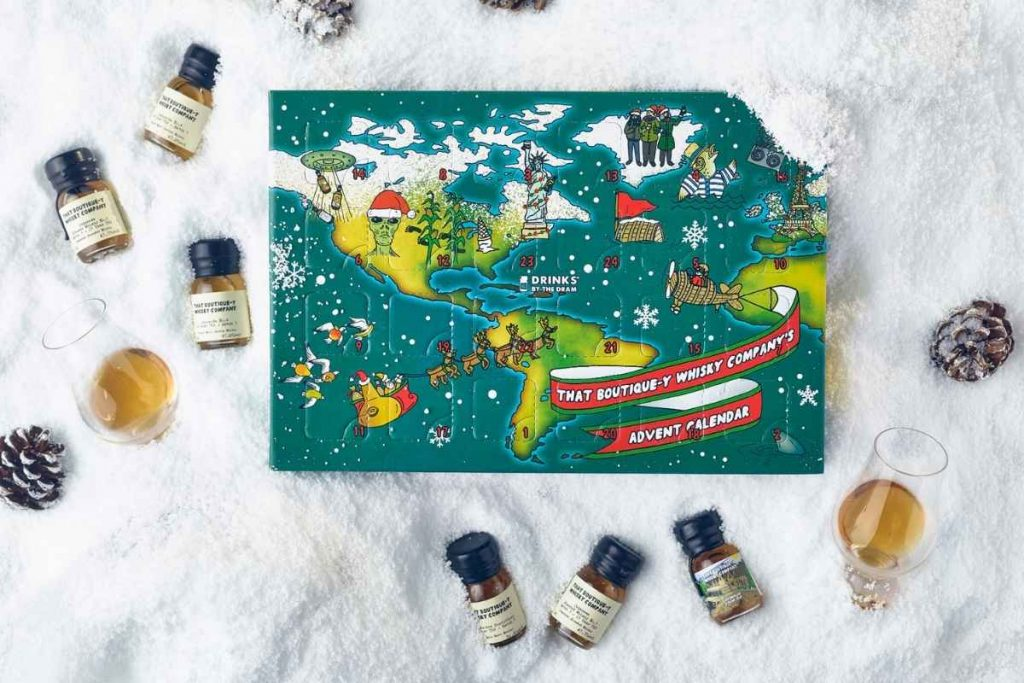 The Best Spirits Advent Calendar