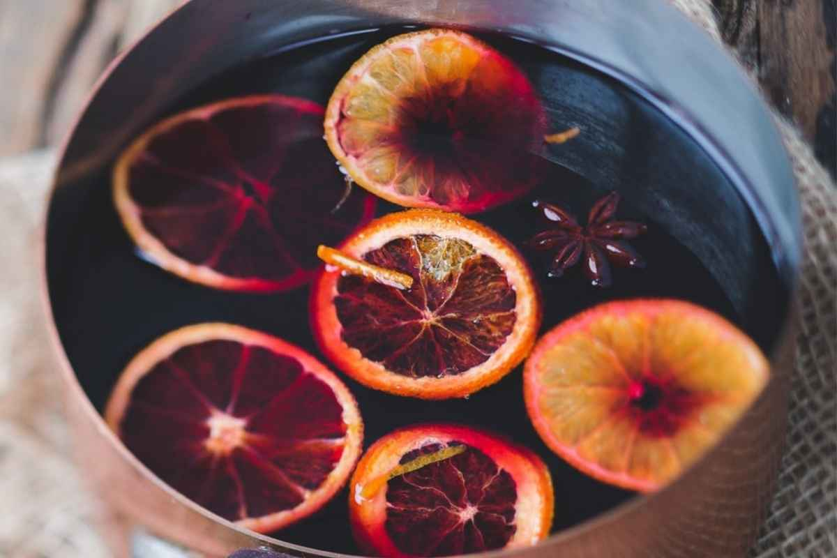 How to Make Wilfred's Wine-less Mulled Wine