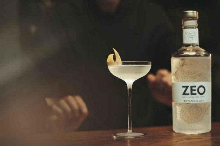 Zeo Dry Martini