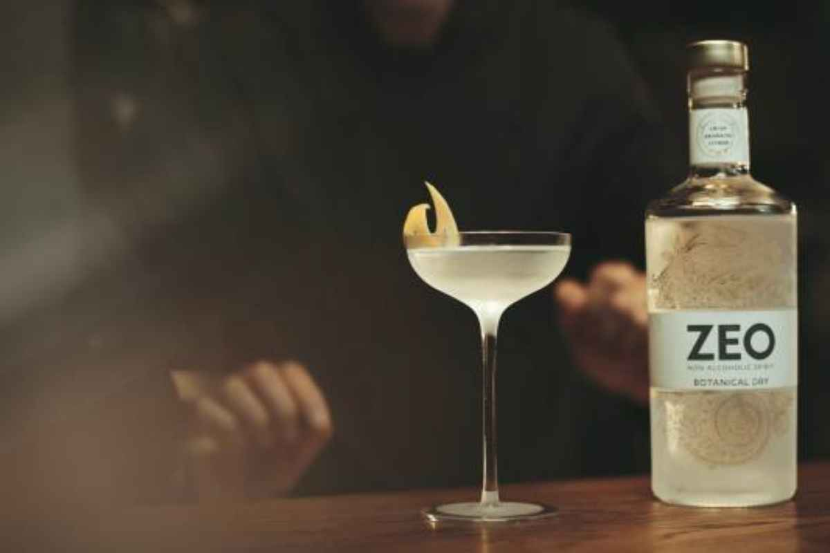 How to Make the Zeo Dry Martini